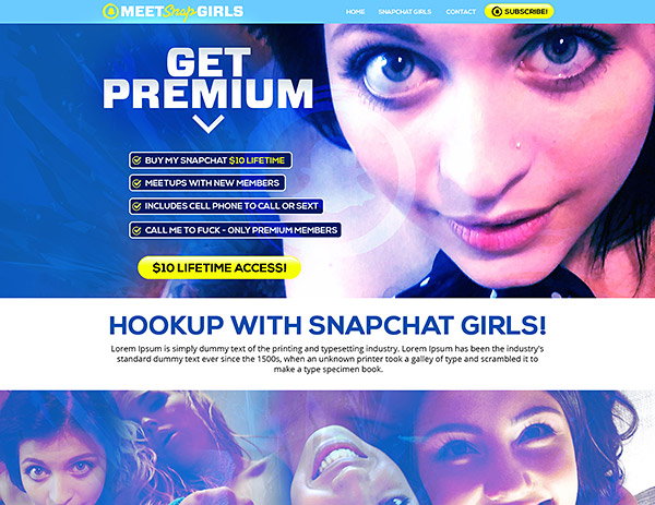 MeetSnapGirls